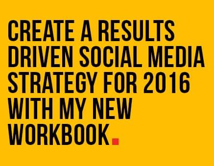 Gemma Went, Social Media Strategy ebook