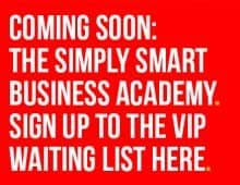 THE SIMPLY SMART BUSINESS ACADEMY