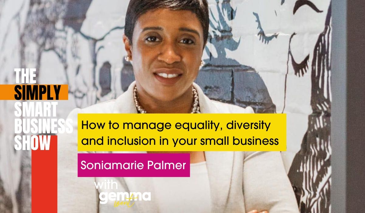 how to manage equality, diversity and inclusion in your small online business